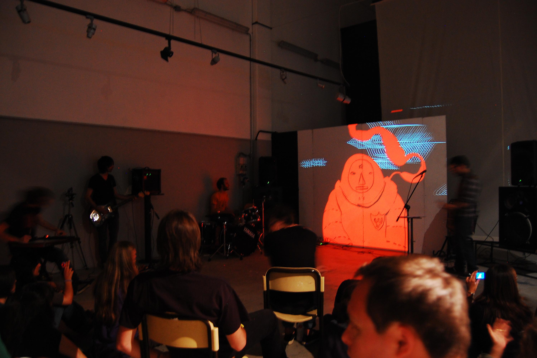Foco Theory — feat. Pentolino's Orchestra, Lab21/Viareggio, 2011