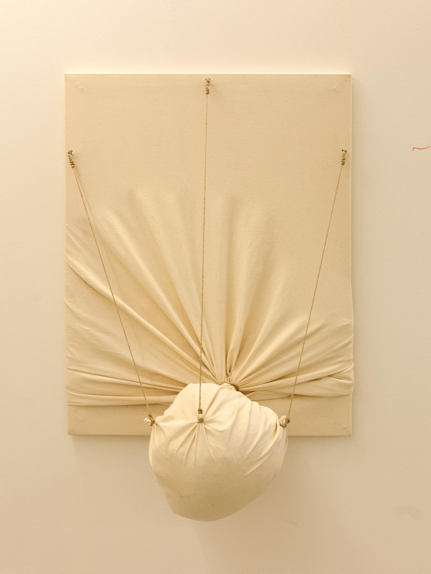 Deformazione, quadro-scultura, 2012